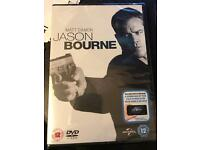 JASON BOURNE DVD UNOPENED
