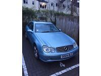 Mercedes 270 cdi Avantgarde