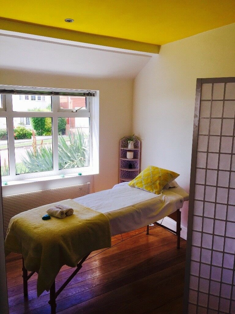New Holistic Massage Clinic in Saltdean - 20% off new clients
