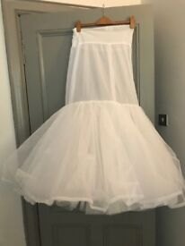 Jupon 190 Petticoat Underskirt Wedding Dress with Hoop