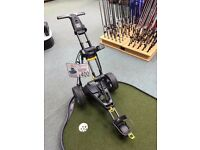 Powakaddy Golf C2 Compact Electric Trolley - 36 Hole Lithium Batt & Charger