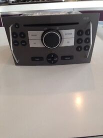Wauxhall Astra CD player