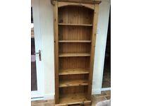 Ducal antique bookcase