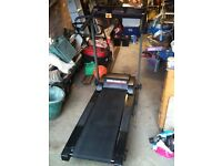 YORK PACER 2750 ELECTRIC FOLDING TREADMILL WALKING-RUNNING MACHINE