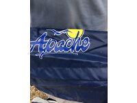 Apache full awning
