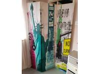 Room divider 2 available