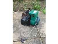 Suffolk Punch lawnmower motor