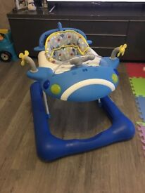 Mothercare baby walker. Great condition. Used once outside. £20