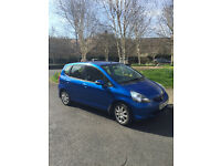 Honda Jazz - low mileage lovely little run around in good condition, only 2 previous owners