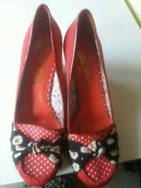 Poetic licence London shoes