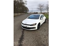 VW Scirocco- Immaculate condition, one female owner