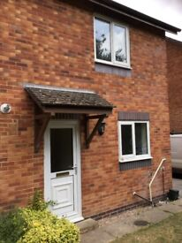 To rent, Kingsteignton, 2 bed house with parking & garden