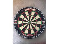 Blade 3 dart board