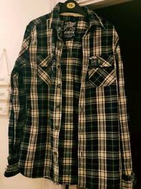 Mens Superdry shirt
