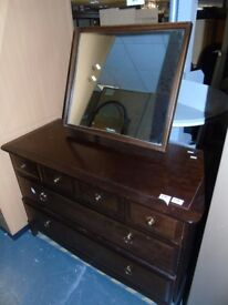 Dressing Table w/ Mirror