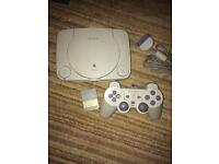 Sony ps1 slim console