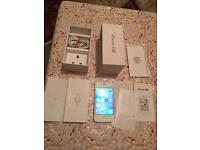 Apple iPhone 4S white 8GB Vodafone boxed very good condition NO OFFERS