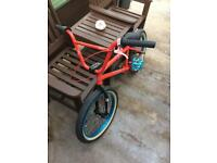 We the people custom bmx build ££££ spent on this bike swaps for a good jump bike
