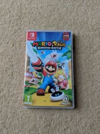 Mario + Rabbids: Kingdom Battle - Nintendo Switch - Perfect condition