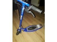 Electric Razor Scooter in Blue