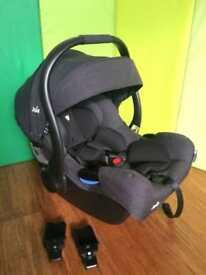 MUST GO mint condition Joie car seat