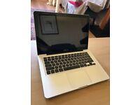 Apple MacBook Pro 13,3inch 2.4GHz i5 1TB HDD 8GB RAM Mint Condition!