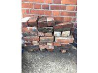 40 mixed bricks