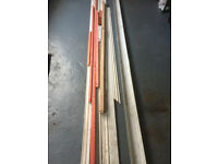 GUTTER/ROOFING TREATED TIMBER/SKIRTING BOARD FREE