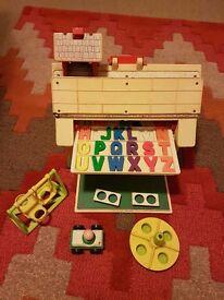 Fisher-Price play school