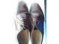 Loake L1 Brown Brogues