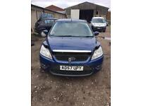 FORD FOCUS 08 1.6 TDCI SPARES BREAKING
