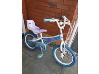 Children's Frozen Bike
