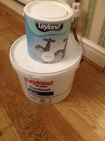 Leyland Paints for kitchen, bathroom & wall ceiling