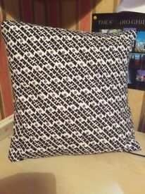 Handmade Star Wars Fleece Cushion Cover & Cushion