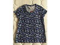 *BNWT* Jack Wills T-Shirt- Size 10