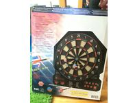 ELECTRONIC DART GAME brand new unopen package