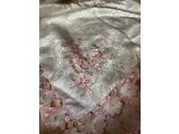 Vintage table cloths
