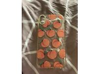 iPhone XR Skinny Dip Peaches Case