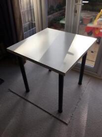 FREE: Ikea Square Desk/Table in white