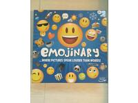 EMOJINARY BOARD GAME BRAND NEW