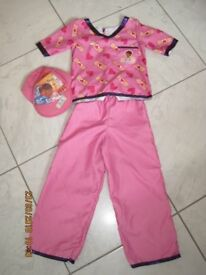 DISNEY McSTUFFINS 3 PIECE OUTFIT - LOVELY! Age 5-6 - REDUCED TO ONLY £4.50!