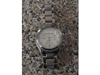 Genuine Michael kors watch still have receipt and box