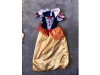 Disney Snow White costume dress Age 8-10