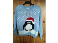 Women's christmas jumper