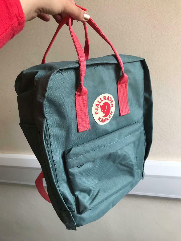 low cost 100% quality high quality Fjallraven Kanken backpack | in Camden, London | Gumtree