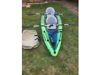 Intex k2 two man kayak