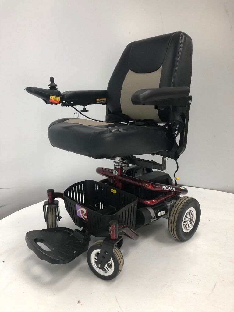Cool Roma Reno Ii Captain Seat 2015 Electric Power Wheelchair Wheel Chair Dmp010 In Hamilton South Lanarkshire Gumtree Theyellowbook Wood Chair Design Ideas Theyellowbookinfo