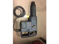 Bosch GBH11DE 110v sds hammer drill