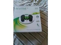 Revitive x1 circulation booster foot and leg