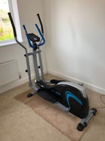 *REDUCED!* York Fitness Cross Trainer. Good condition. Easy to put together.